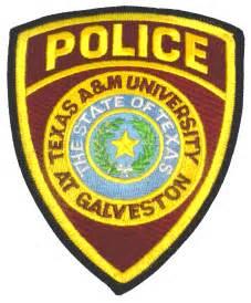 Texas Police Logo
