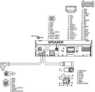 solved  wiring diagram  pioneer deh  fixya