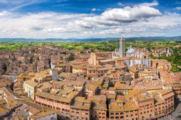 Siena and San Gimignano Small-Group Tour by Minivan from ...