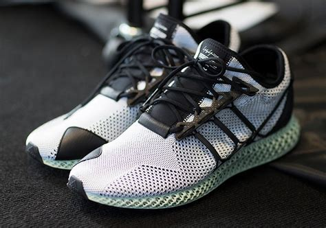 Here's An Up Close Look At The adidas Y 3 Futurecraft 4D