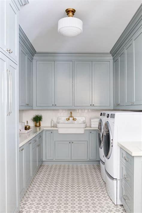 blue laundry room design  phoenix interior designer lexi