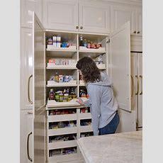 The Best Kitchen Spacecreator Isn't A Walkin Pantry, It