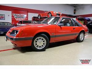 86 Mustang Gt Only 35,062 Miles One Owner 5.0 Liter 5 Speed 3.08 Posi Rear Axle - Used Ford ...