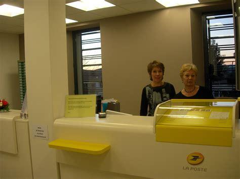 bureau de poste ales brouzet lès alès mutualiser les services de la poste et de