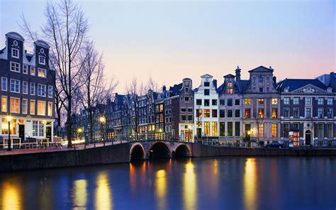 Amsterdam Netherlands Travel Guide Tourist Destinations