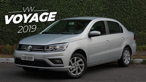 Volkswagen Voyage 2019 by Volkswagen Voyage 2019 Detalhes E 1 186 Contato