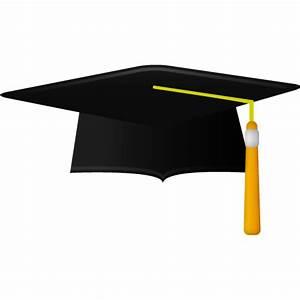 Graduate academic cap Icon   Pretty Office 10 Iconset ...