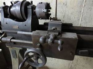 Antique Lathe And Who Made It
