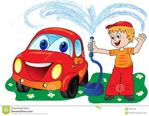 car wash clipart clipart person washing car clipground