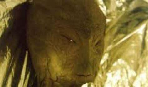 bizarre  case    man probes  alien