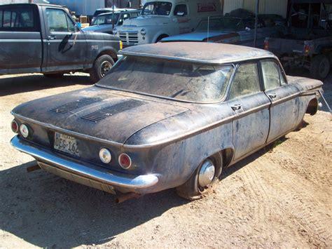 1960 Chevrolet Corvair Parts Car