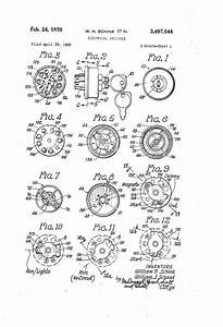 Patent Us3497644 - Electrical Switches