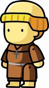 Image - Nun Male.png | Scribblenauts Wiki | FANDOM powered ...