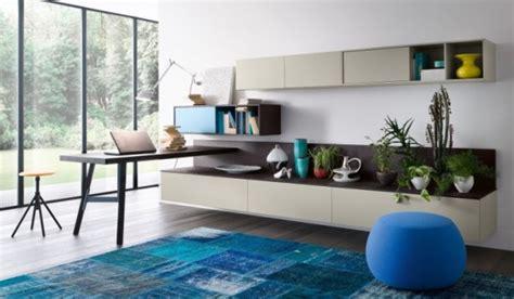 ikea lade da scrivania idee 10 pareti attrezzate per arredare un soggiorno
