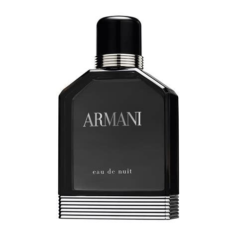 eau de toilette armani homme armani eau de nuit pour homme eau de toilette 100ml feelunique