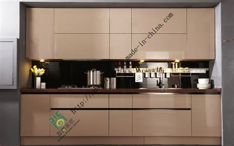 how high are kitchen cabinets grey acrylic modern kitchen high gloss spectraair com