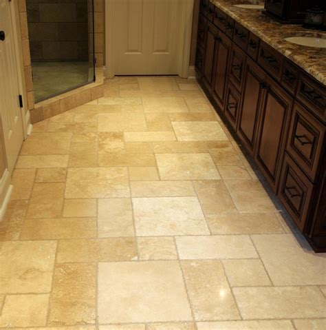 tile floor ideas and photo gallery