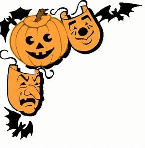 Halloween Clip Art PG 3