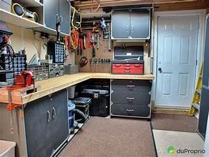 Amenagement Garage Atelier : comment ranger son garage atelier awesome le fornet with ~ Melissatoandfro.com Idées de Décoration