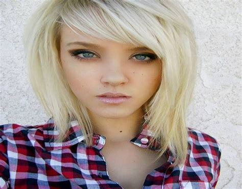 Pictures Short Hairstyles Short Choppy Layered Hairstyle