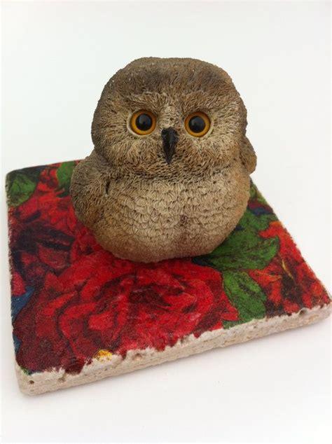 Beautiful Bird Owl Figurines Collectibles owl figurine backyard birds by susan bradford for united