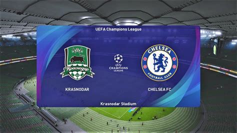 FC Krasnodar vs Chelsea: Match Preview | Champions League