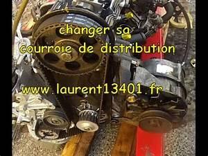 Comment Changer Courroie De Distribution Twingo 2 : changer une courroie de distribution youtube ~ Gottalentnigeria.com Avis de Voitures