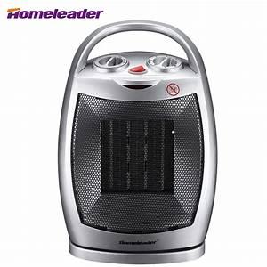 Radiateur Electrique Avec Thermostat : ventilateur de chauffage de bureau promotion achetez des ~ Edinachiropracticcenter.com Idées de Décoration
