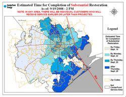 utility praised  quick response restoration