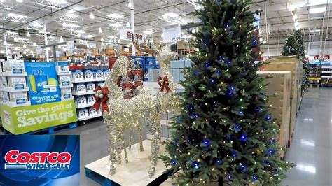 when to buy christmas decorations at costco costco 2018 so far trees decorations ornaments home decor shopping