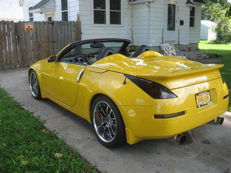 Melvis 2005 Nissan 350z Specs, Photos, Modification Info