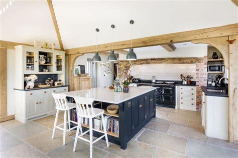 kitchen island worktops open plan kitchen with large island levick jorgensen