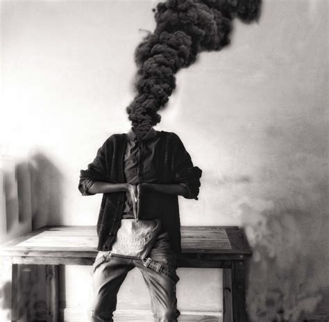 artist photographs  depression  destigmatize