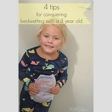 Conquering Bedwetting With A 3 Year Old  Our Thrifty Ideas