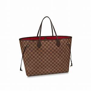 Tasche Louis Vuitton : neverfull gm damier ebene canvas handtaschen louis vuitton ~ Watch28wear.com Haus und Dekorationen