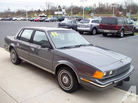 Buick Century Limited by 1988 Buick Century Limited For Sale In Easton