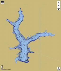 Alabama Depth Chart Bibb County Public Fishing Lake Fishing Map Us Al Bibb