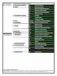 Nissan  Manual De Taller Nissan Platina