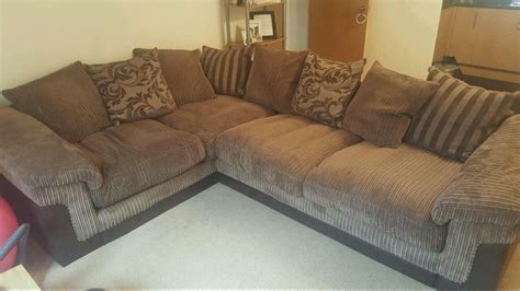 Dfs Corner Couches by Quality Dfs Fabric Corner Sofa For Sale In Gumtree