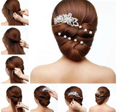 how to make stylish hair style elegantes peinados bajos muy f 225 ciles de hacer paso a paso 6447