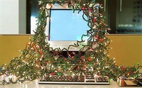 christmas decorations on the computer shutting office is indirect discrimination against other religions telegraph