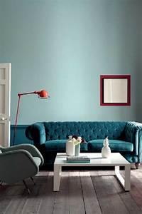couleur de mur pour salon With peinture pour mur abime