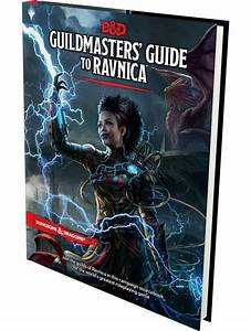 Guildmasters Guide To Ravnica Pdf  Download