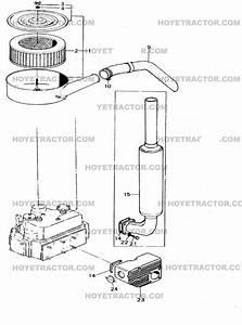 Intake  U0026 Exhaust  Yanmar Tractor Parts