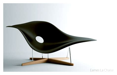 a la chaise eames la chaise by apixx on deviantart