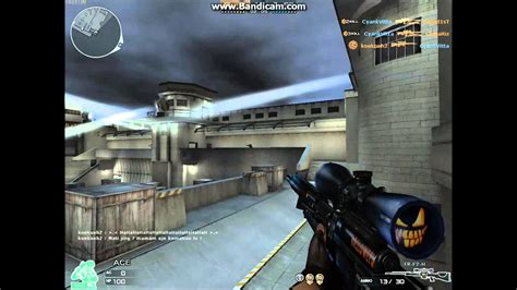 crossfire indonesia the sniper scope legend by