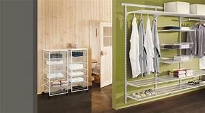 Construire Un Placard : tag re modulable pour l am nagement d un placard de r ves ~ Premium-room.com Idées de Décoration