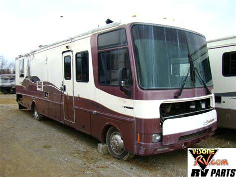 Used RV Parts 1999 FLEETWOOD SOUTHWIND PARTS FOR SALE RV