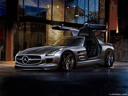 Mercedes Benz Amg Sls Wallpapers Jonsibal Backgrounds