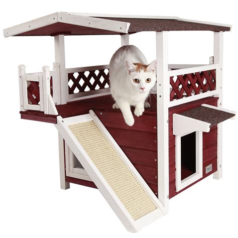 The Cat House by Best Cat House Reviews Of 2018 At Topproducts
